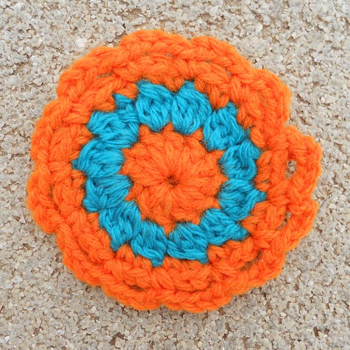 freeform crochet motif | by veryty