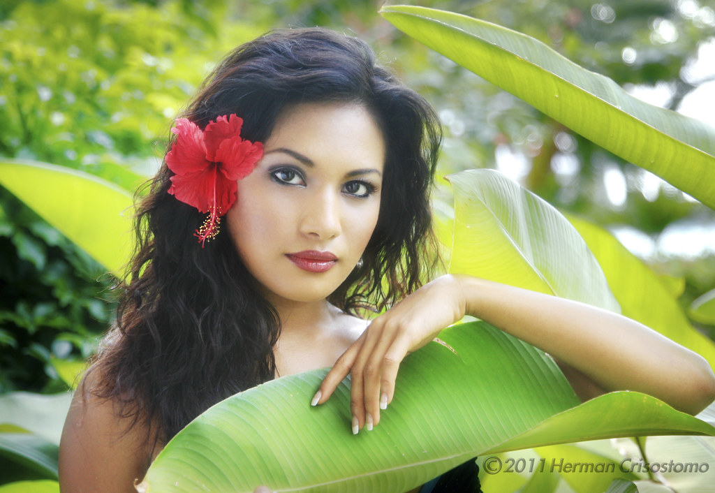 Island girl pictures