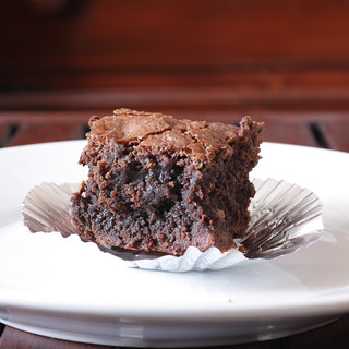 brownie close-up | by Madison Bistro