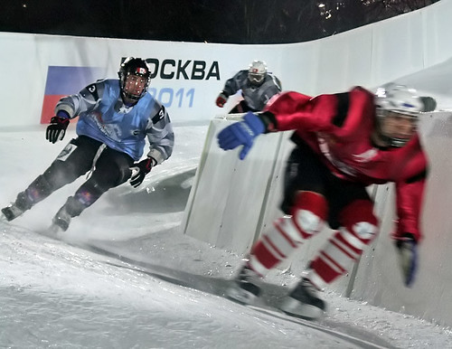 Red Bull Crashed Ice Moscow | by Moskau blog