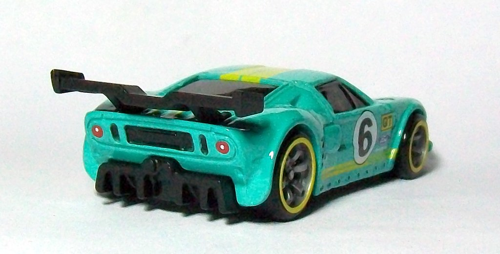 Hot Wheels Speed Machine Ford Gt Lm By Thisgrace
