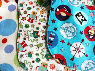 Bibs for Baby Boy | by IamSusie
