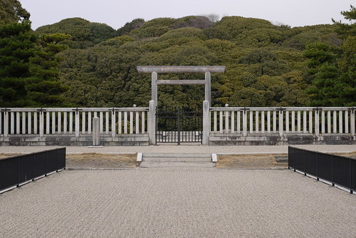 Tomb of Emperor Nintoku | by JapanVisitor
