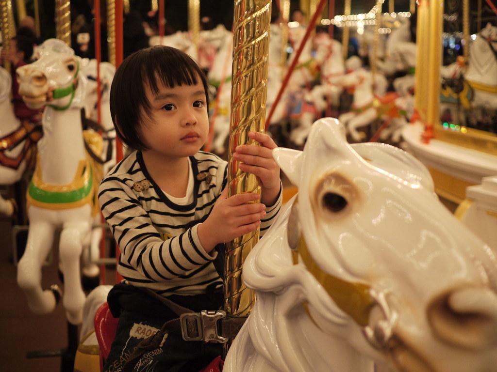 Castle Carousel Fantasyland Tokyo Disneyland E Chaya Flickr