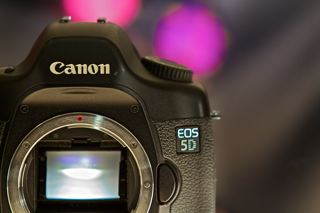 My Canon 5D Classic ;) | My first Full Frame camera and I am… | Flickr
