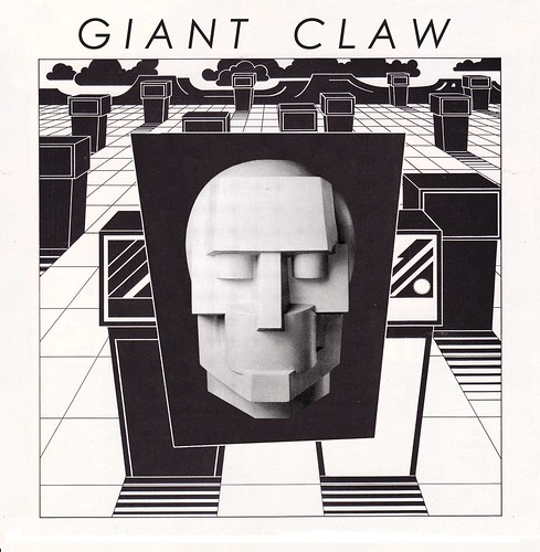 "Giant Claw - ""Mutant Glamour"" 