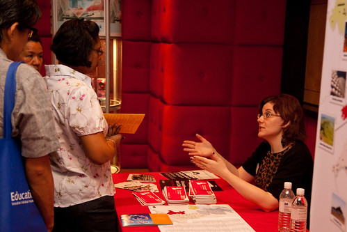 Education UK Exhibtion 2011, Singapore Marriott Hotel (13 March 2011) | by British Council Singapore