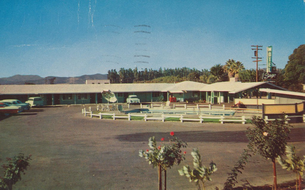 Sage Motel - King City, California