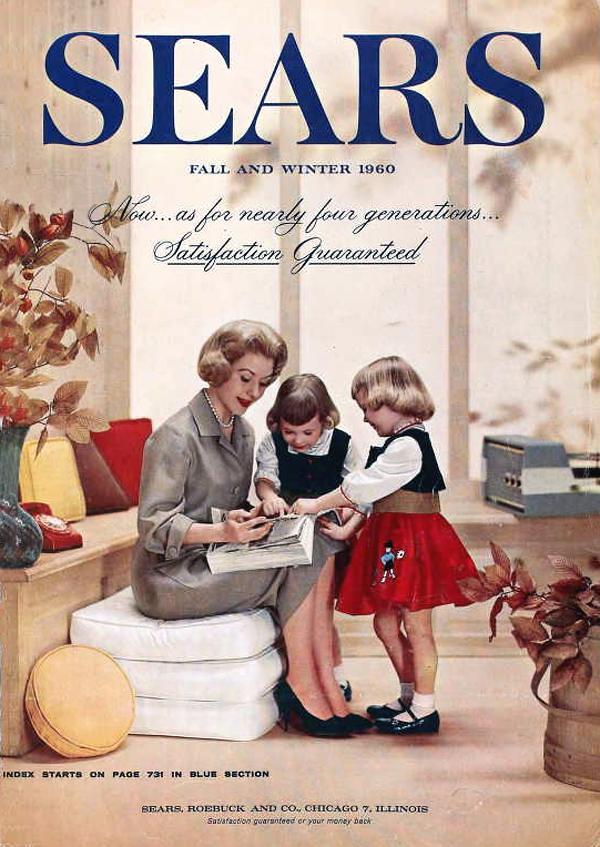 Sears 1960 Fall Winter Catalog Flickr