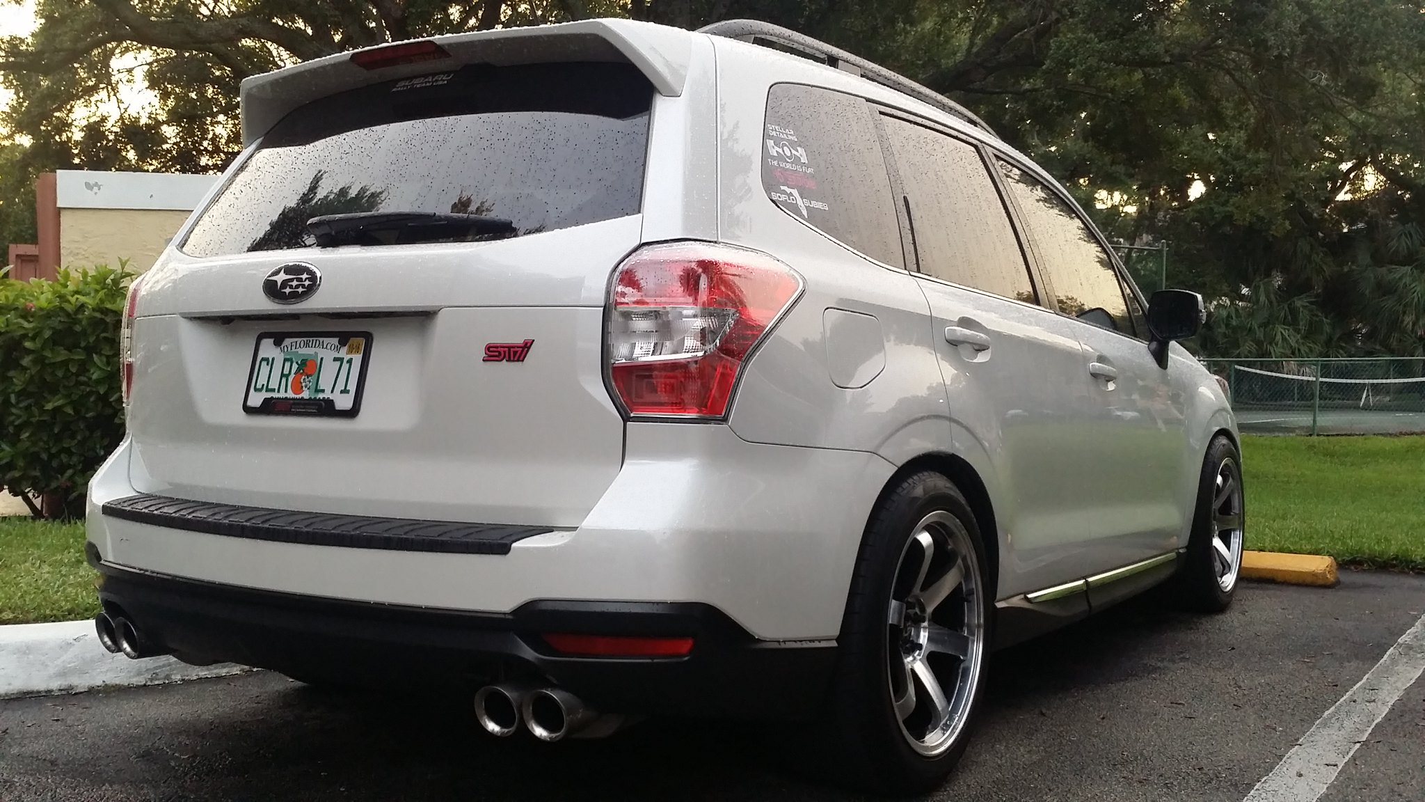 Subaru Forester Owners Forum STi EXHAUST ON FA20 Forester