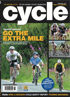 CTC Feb 2011 cover: Phil & Friends Sportive | by carltonreid