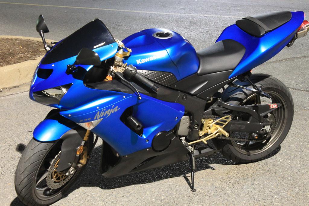 2006 Kawasaki Ninja Zx6r | Shermel Sherman | Flickr