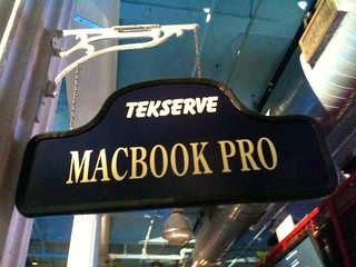Macbook Pro Sign | by oliverchesler