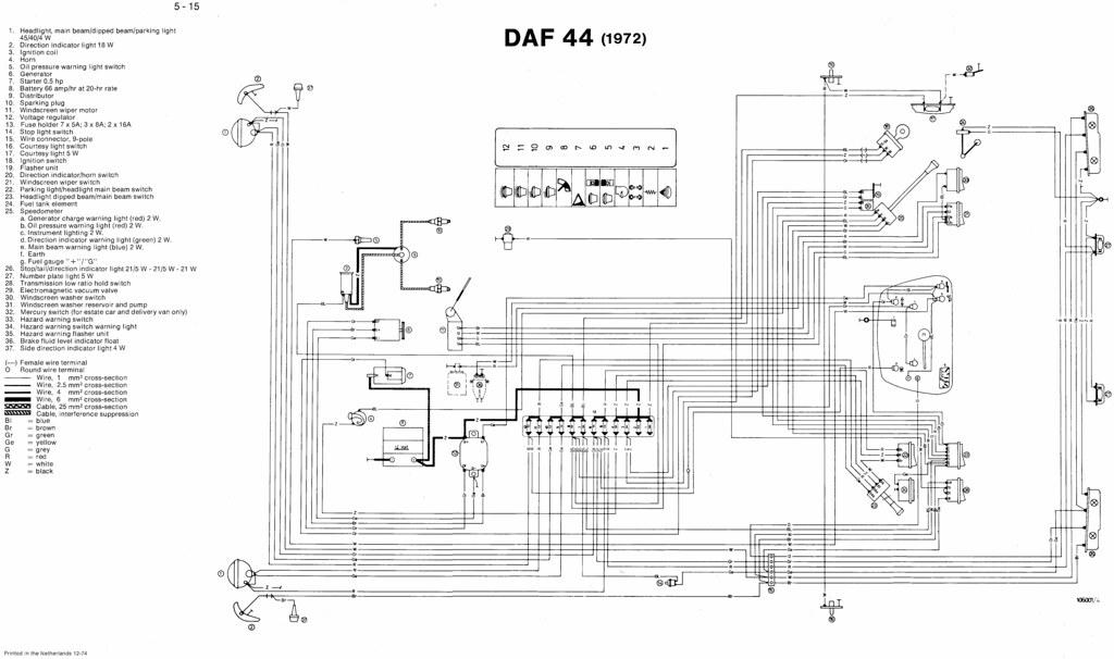daf 44 1972 wiring diagram macplaxton flickr rh flickr com daf cf wiring diagram daf 85 cf wiring diagram