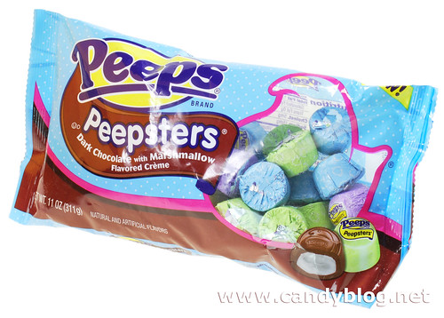 Peeps Peepsters Dark Chocolate Cremes | by cybele-
