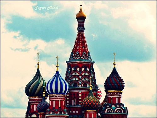 Saint Basil's Cathedral | by Sugar Mind