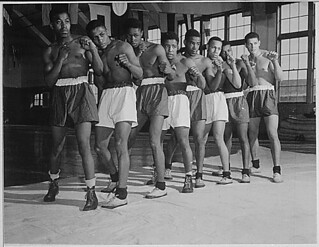 African American Boxing Champions at Great Lakes, IL | by The U.S. National Archives