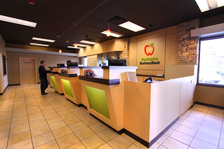 Interior bank design bank teller line teller line desi - Interior design jobs washington state ...