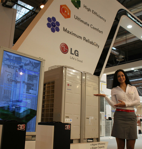 LG UNVEILING NEW PRODUCTS, BIG PLANS FOR EUROPEAN ENERGY SOLUTIONS MARKET | by LGEPR