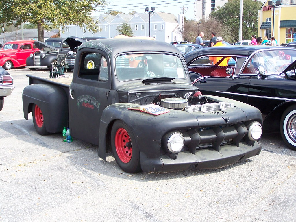 1951 ford f1 pete stephens flickr 52 Ford Pickup Rat Rod 1951 ford f1 by classicfordz