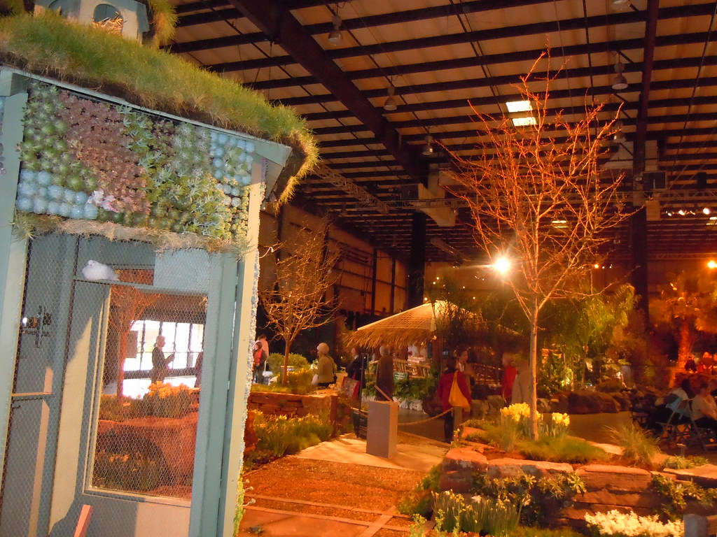 San Mateo Event Center Flower And Garden Show 2012 Flickr