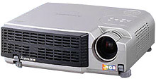 Mitsubishi XD200U Data and video projector for Hire | by AV Hire London