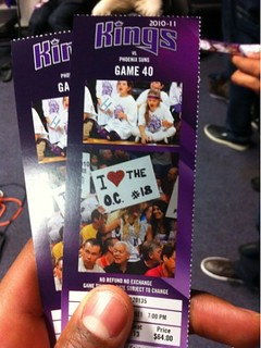 kings ticket | by basketbawful