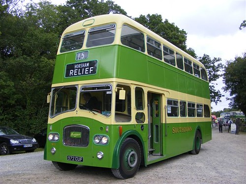Marwell Bus Rally 2010 | by PD3.