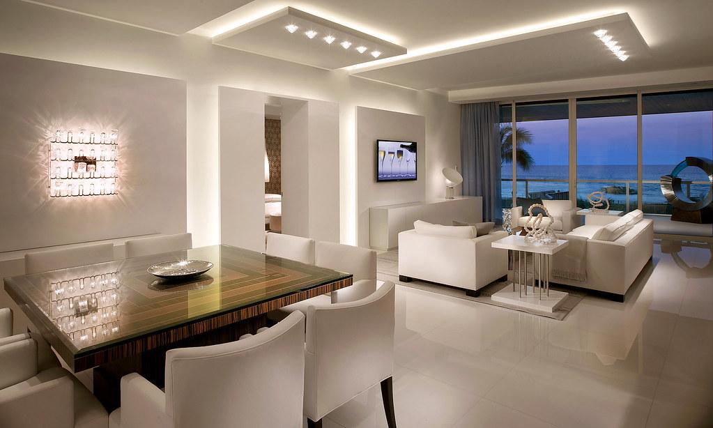 Merveilleux ... Architectural Interior Design Boca Raton Modern Ocean Living