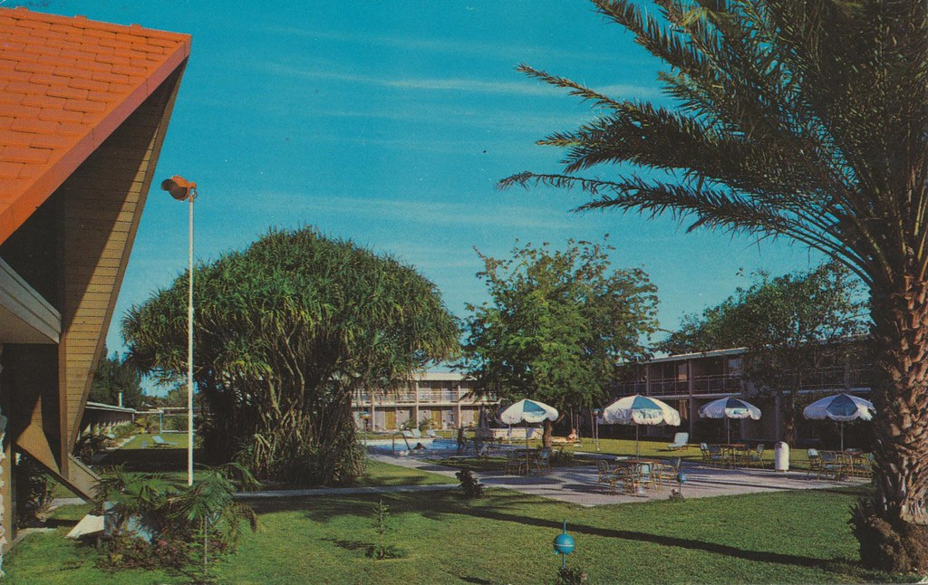 Howard Johnson's Motor Lodge - Miami, Florida