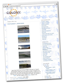 Blogged: COLONY | by s0ulsurfing