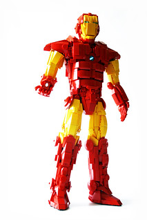 "IRONMAN | by ""Orion Pax"""