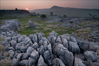 Dawn over Ingleborough | by BingleymanPhotos