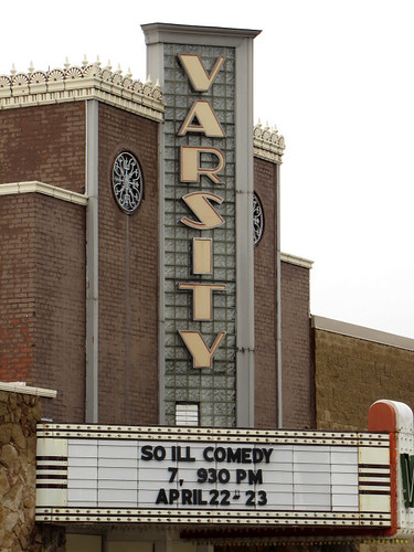 "Clarification: ""Southern Illinois"" Comedy 