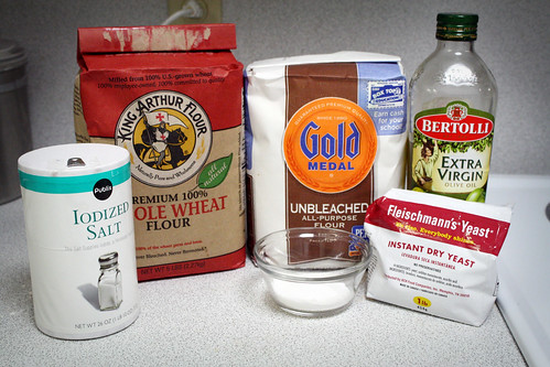 Pizza dough ingredients | by Alicia's Homemaking