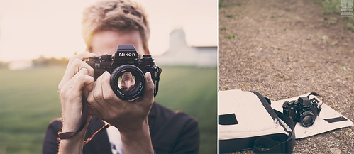 old but fashioned 2 - the Nikon F3 | by Chris Kreymborg