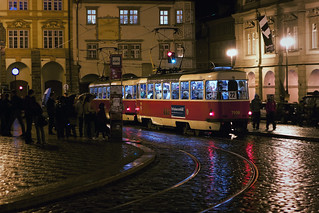 All Aboard the Night Tram | by TheFella