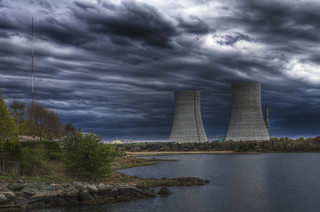 Brayton Point Twin Towers (v2) | by Frank C. Grace (Trig Photography)