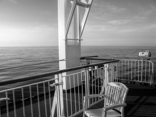 Boat deck | by P C M Taylor