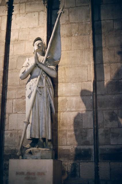 Jeanne d'Arc (Saint Joan of Arc)