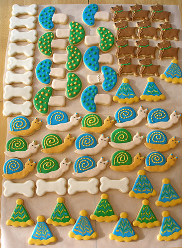 """All Boy"" Cookies-array 