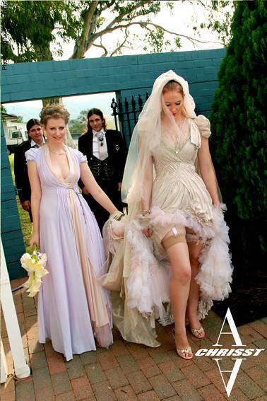 A-Chrisst-Avant-garde-Bridal-core-wedding-dress-5   Though i…   Flickr