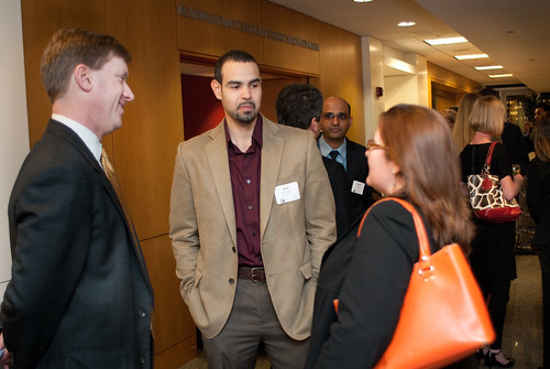 EMBA Student/Alumni Networking Event | by gwalumni