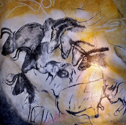 Etologic horse study, Chauvet´s cave | by The Adventurous Eye