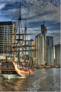 Endeavour Replica in Brisbane 2011 18/52 | by ~Zephyrus~