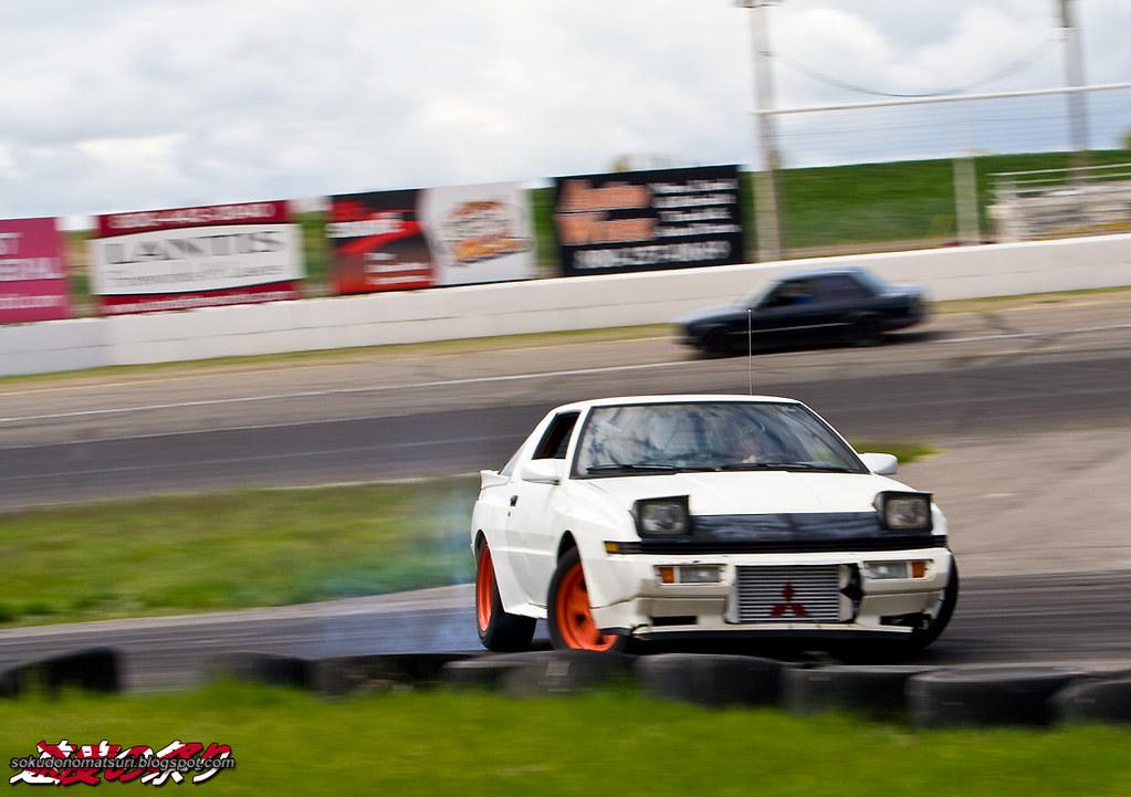 Drift Chrysler Conquest Greg Myers Flickr