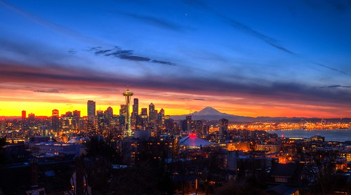 Pining For The Sun In Seattle HDR | by Fresnatic