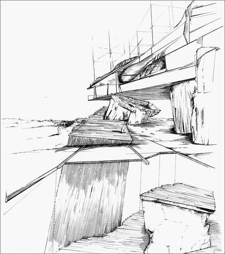 Esquisse esquisse cette image est tir e du site for Esquisse architecture