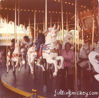 king arthur carrousel 1979 | by Finding Mickey