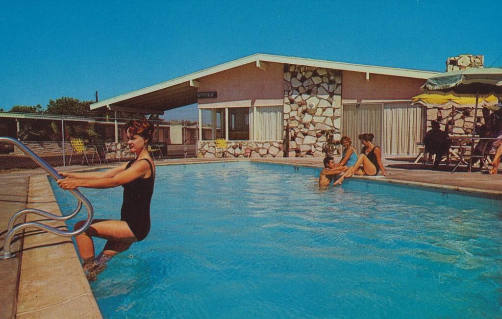 Starlite Motel - Stanton, California